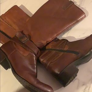 B.O.C. | Brown Leather Boots | 7
